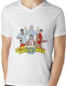 astrophysix men Mens V-Neck T-Shirt