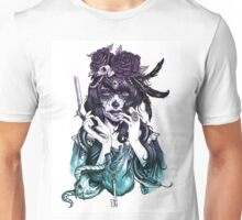 Dia de los Muertos - Night Shade Unisex T-Shirt