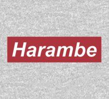 Harambe One Piece - Short Sleeve