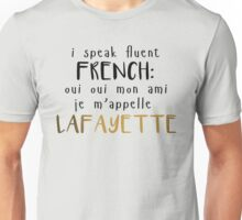 Fluent French Unisex T-Shirt