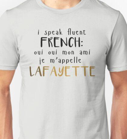 Fluent French Unisex T-Shirt