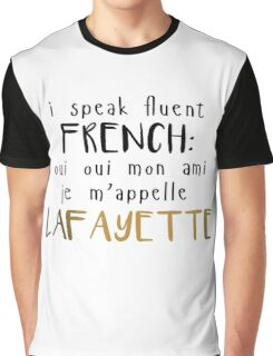 Fluent French Graphic T-Shirt