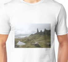 The Old Man of Storr - Landscape Photography Unisex T-Shirt