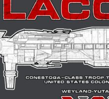 U.S.S. Sulaco - Aliens Sticker