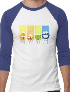 Reservoir Muppets Men's Baseball ¾ T-Shirt