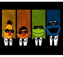 Reservoir Muppets Photographic Print