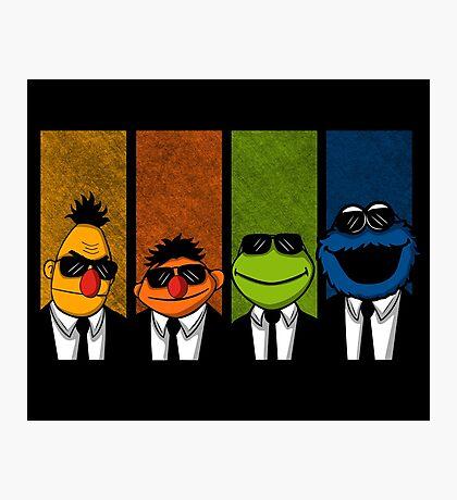 Reservoir Muppets Photographic Print