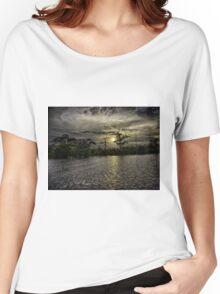 Golden Bayou Women's Relaxed Fit T-Shirt