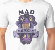 Mad Monkey Unisex T-Shirt