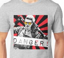 danger! Unisex T-Shirt