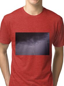 Split Screen Tri-blend T-Shirt