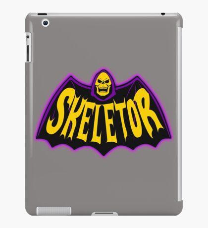 Bat-Skeletor iPad Case/Skin