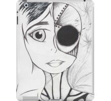 Android Girl iPad Case/Skin