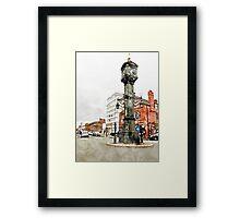 Birmingham - Jewellery Quarter Framed Print