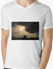 Layer Cake Mens V-Neck T-Shirt