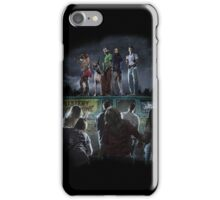 Scooby-Doo Zombie Apocalypse iPhone Case/Skin
