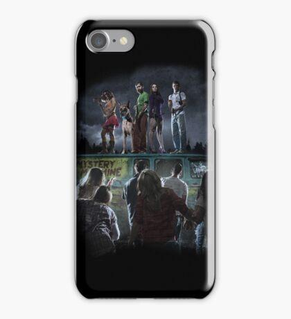 Scooby-Doo Zombie Apocalypse iPhone Case/Skin