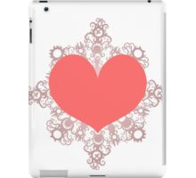 Heart Flake V iPad Case/Skin