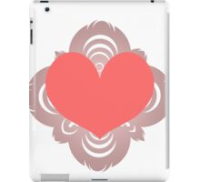 Heart Flake III iPad Case/Skin