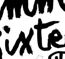 Summer Sixteen Tour - Drake Sticker