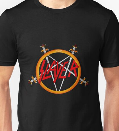 slayer logo Unisex T-Shirt