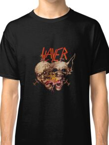 slayer skull Classic T-Shirt