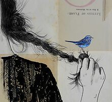 letters of flame by Loui  Jover