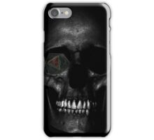 Dungeons And Dragons: The Skull And The Skill iPhone Case/Skin