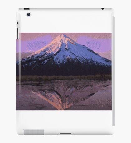 Pixel Mountain iPad Case/Skin