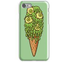 Mutant Ice Cream (slime) iPhone Case/Skin