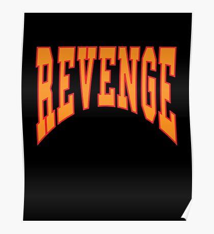 Revenge - Drake Poster