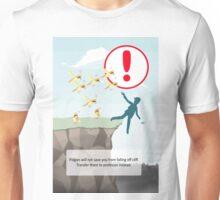 "Pokemon Go ""Safety Reminder"" Unisex T-Shirt"