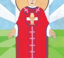 Archbishop Romero Icon Sticker