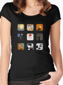 Now Apps What I Call Bowie Women's Fitted Scoop T-Shirt