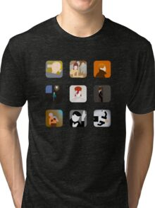 Now Apps What I Call Bowie Tri-blend T-Shirt