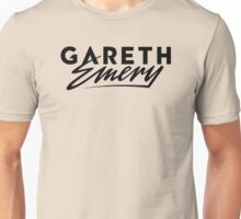 Gareth Emery black Unisex T-Shirt