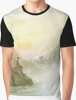 Call of the Dragon Graphic T-Shirt