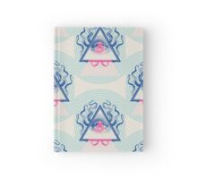Illuminati Pop Hardcover Journal
