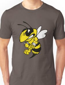 Fairview High School fighting Yellow Jacket - right Unisex T-Shirt