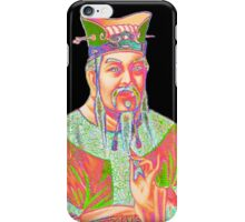 Confucius iPhone Case/Skin