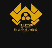 Nakatomi Corporation Hard Unisex T-Shirt