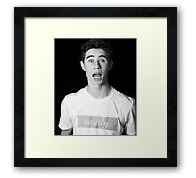 Nash Grier Framed Print