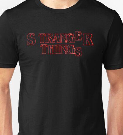 Stranger Things! Unisex T-Shirt
