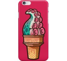 Tentacle Treat (gumdrop) iPhone Case/Skin