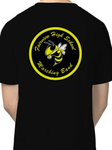 Fairview High School Marching Band - circle Classic T-Shirt