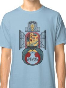 """Court of Angels - """"Never Forget"""" Classic T-Shirt"""