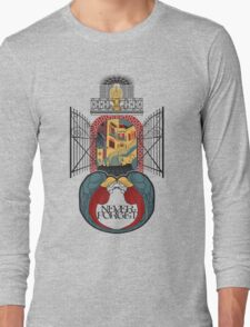 """Court of Angels - """"Never Forget"""" Long Sleeve T-Shirt"""