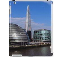 More London, City Hall & The Shard iPad Case/Skin
