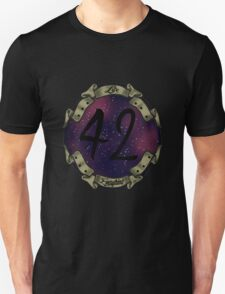 42 IS THE ANSWER ! Unisex T-Shirt