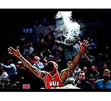 LeBron James Photographic Print